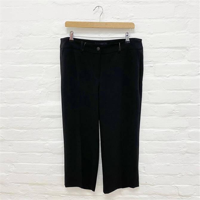 Anna Montana Classic Black Trouser
