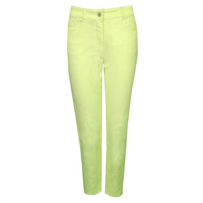 Bianca Denver Cropped Slim Jeans
