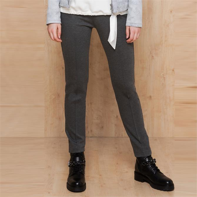 Bianca Denver Embellished Slim Trousers