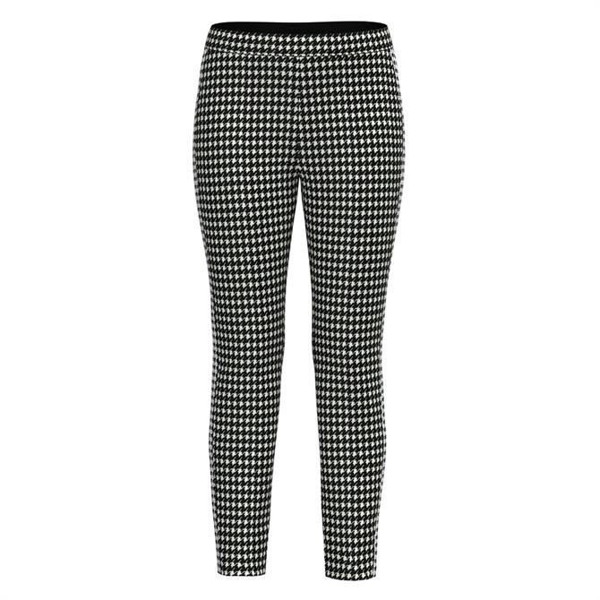 Bianca Denver Houndstooth Trousers