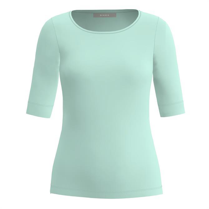 Bianca Diella Half Sleeve Top