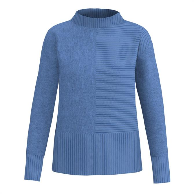 Bianca Nele Textured Knit Jumper