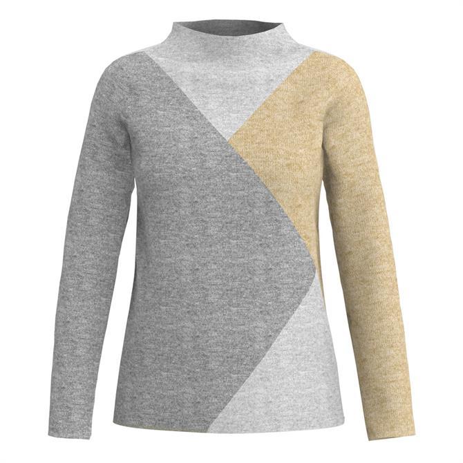 Bianca Remis Colour Block Sweater