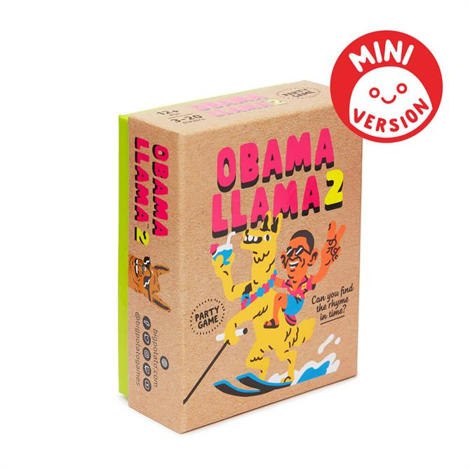 Obama Llama Mini 2 Game