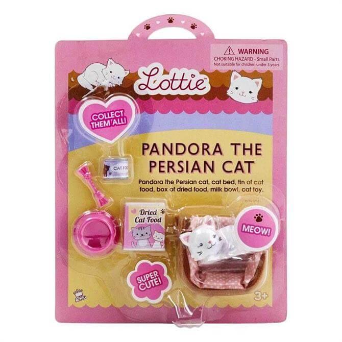Bigjigs Lottie Doll Pandora the Persian Cat