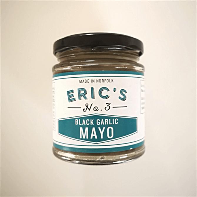 Crush Eric's Black Garlic Mayo 175g