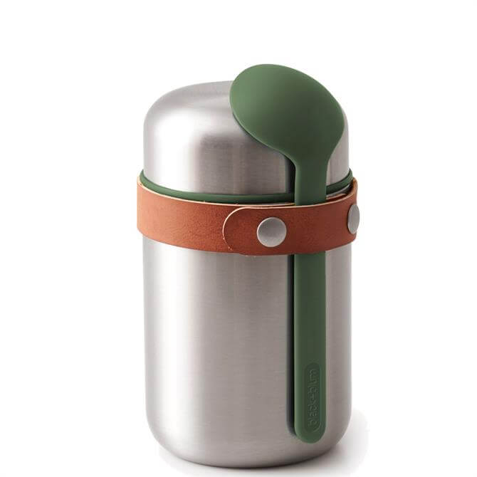 Black & Blum Olive Food Flask