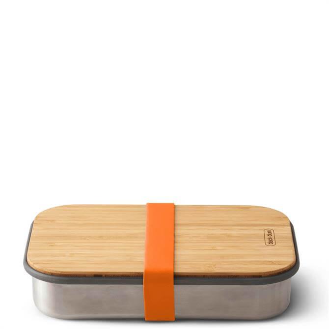 Black & Blum Orange Stainless Steel Sandwich Box