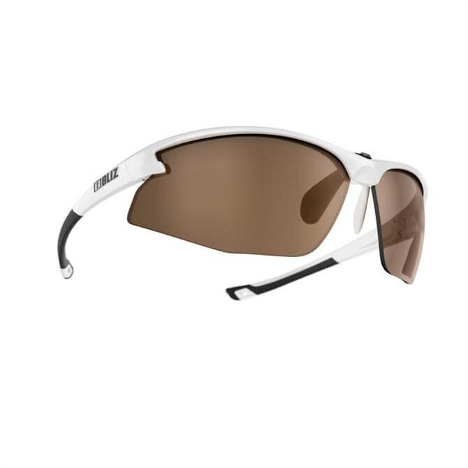 Bliz Motion Sunglasses - White