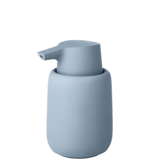 Blomus Sono Ashley Blue Soap Dispenser