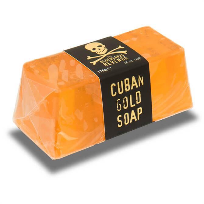 Bluebeards Revenge Cuban Gold Soap 175g