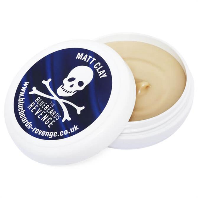 Bluebeards Revenge Matt Clay Hair Styling Clay 20ml