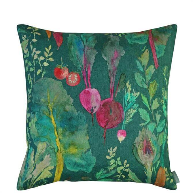 Bluebellgray Vegetable Patch Chard Cushion
