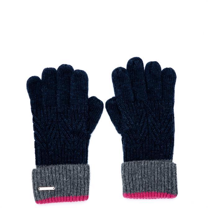 Alice Hannah London Ella Knitted Gloves