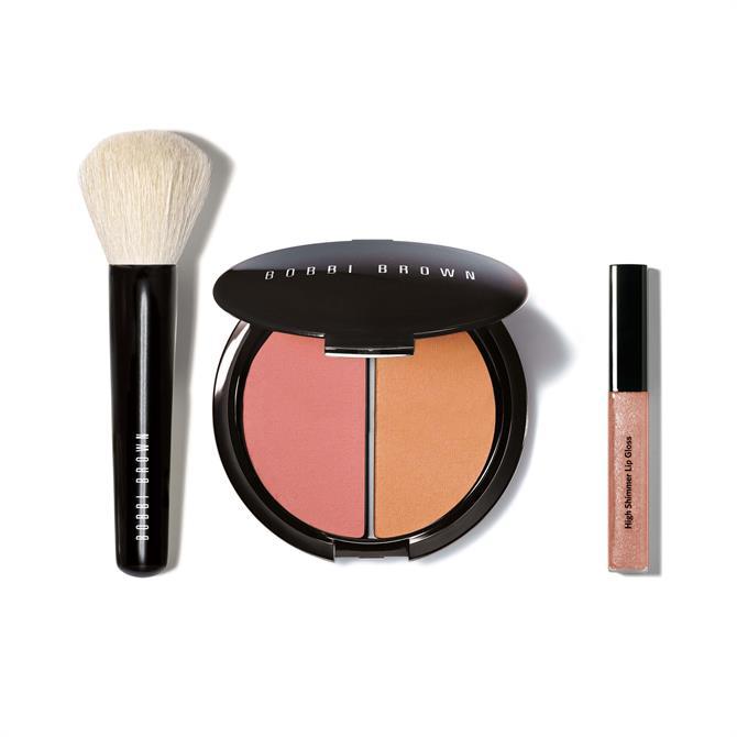 Bobbi Brown Keep Glowing Lip & Cheek Set