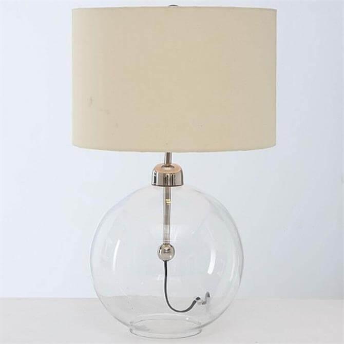 Boltze Table Lamp Cream Shade