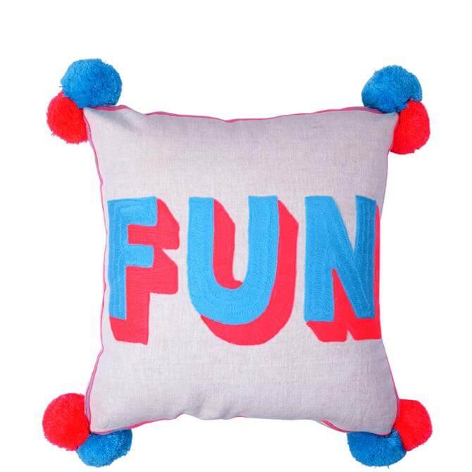 Bombay Duck Fun Cushion