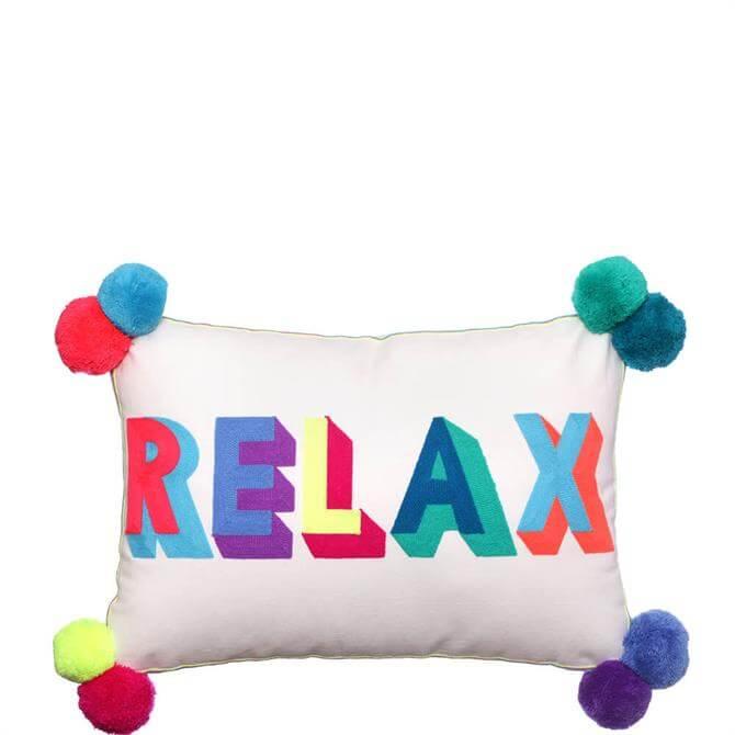 Bombay Duck Relax Multicoloured Cushion