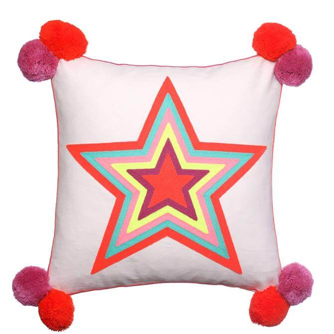 Bombay Duck What a Star Square Cushion