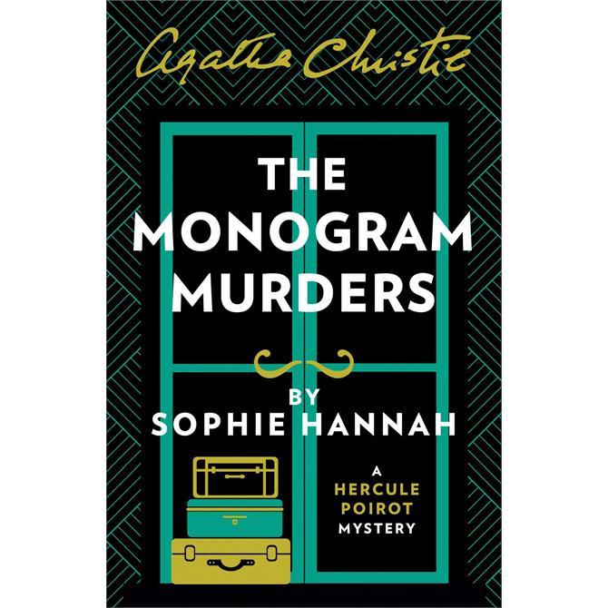 The Monogram Murders By Sophie Hannah (Paperback)
