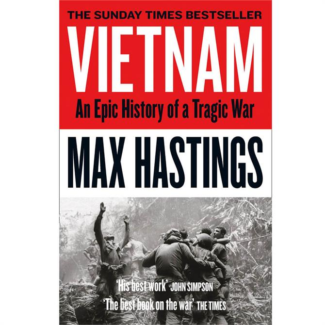 Vietnam By Max Hastings (Paperback)