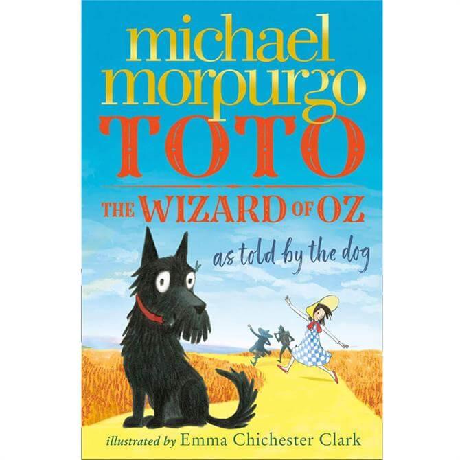 Toto By Michael Morpurgo (Paperback)