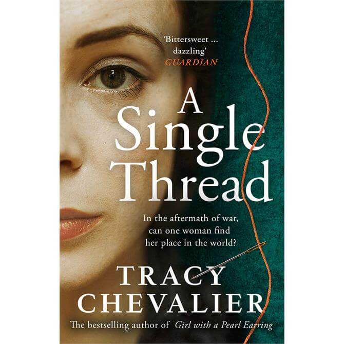 A Single Thread By Tracy Chevalier (Paperback)