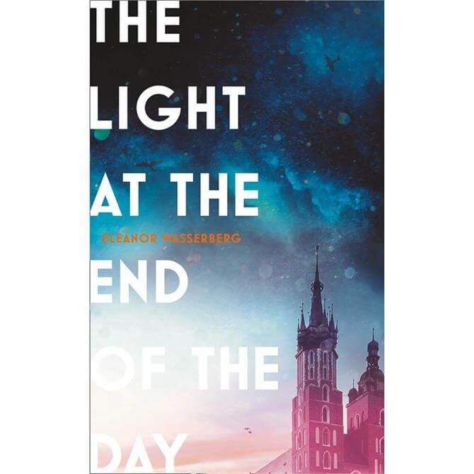 The Light at the End of the Day By Eleanor Wasserberg (Hardback) Signed