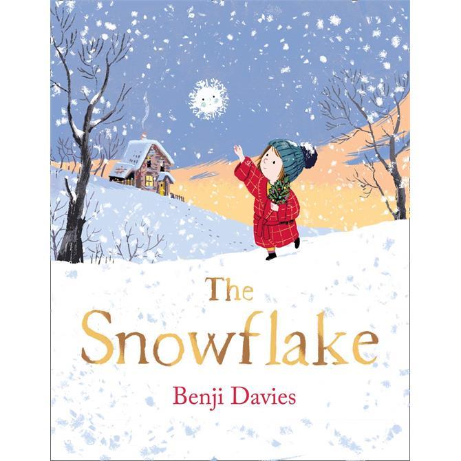 The Snowflake By Benji Davies (Hardback)