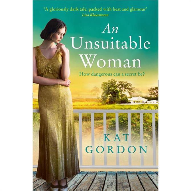 An Unsuitable Woman By Kat Gordon (Paperback)