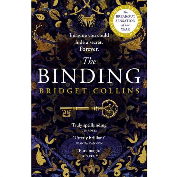 The Binding By Bridget Collins (Paperback)