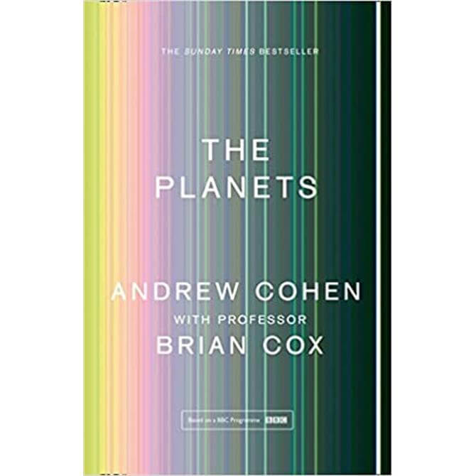 The Planets By Andrew Cohen with Professor Brian Cox (Paperback)