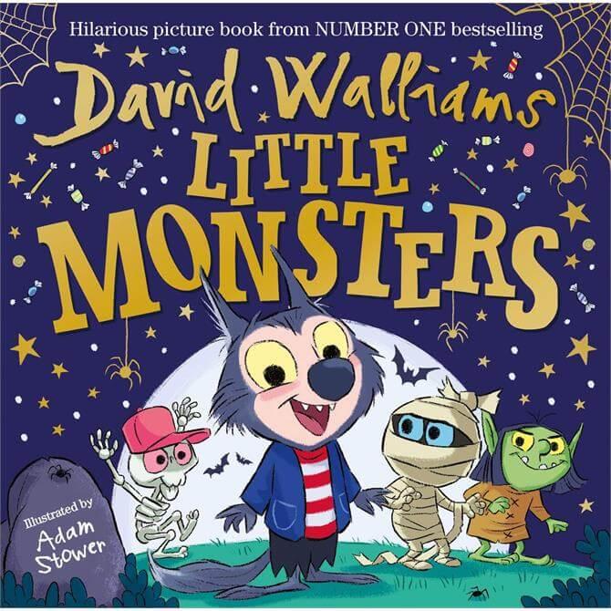 Little Monsters By David Walliams (Hardback)