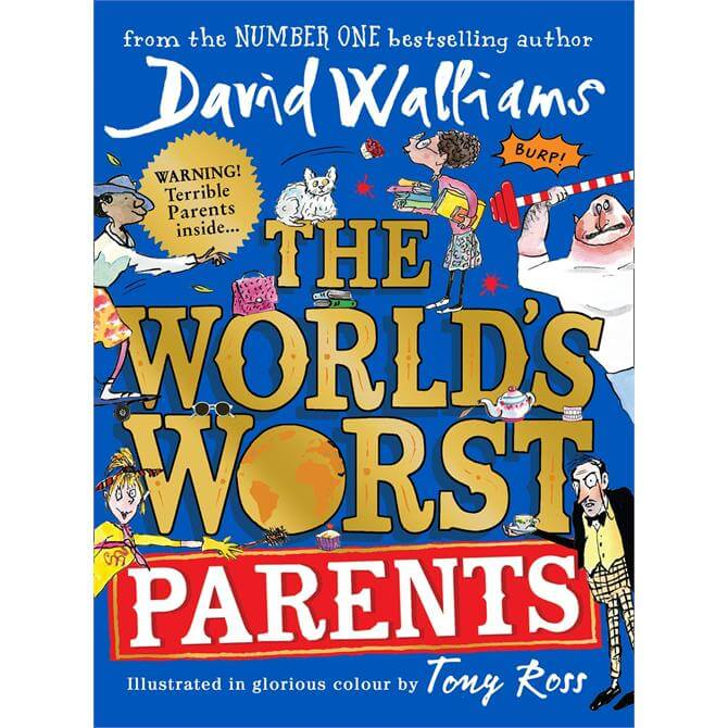 The World's Worst Parents By David Walliams (Hardback)