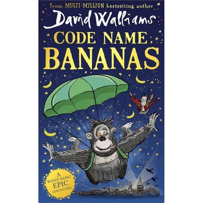 Code Name Bananas By David Walliams (Hardback)