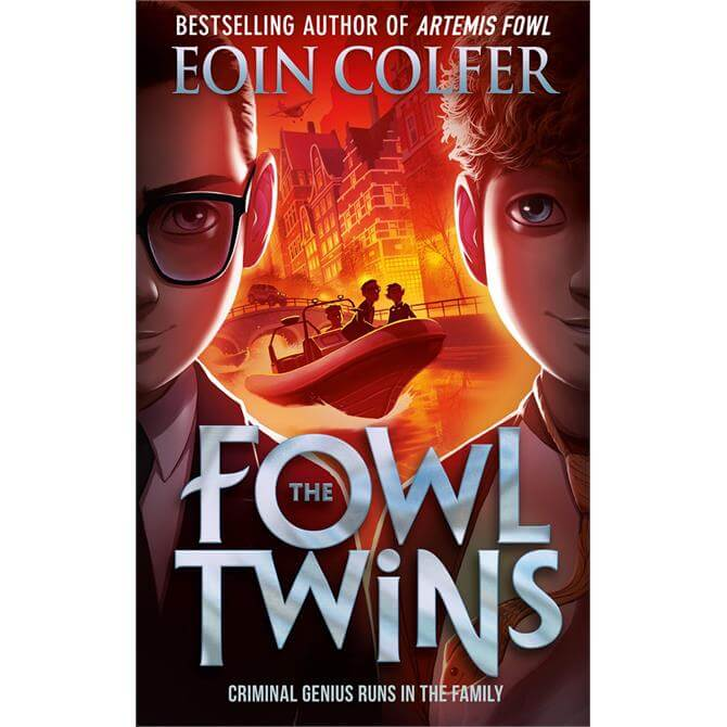The Fowl Twins By Eoin Colfer (Paperback)