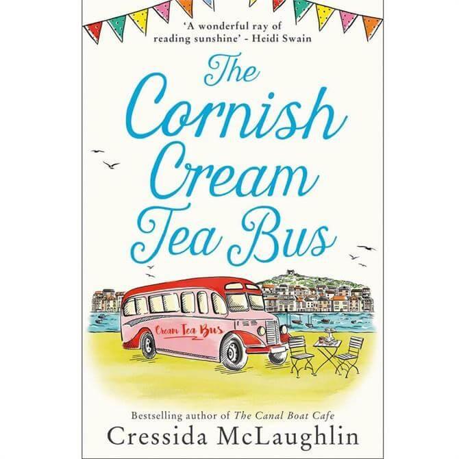 The Cornish Cream Tea Bus By Cressida McLaughlin (Paperback)