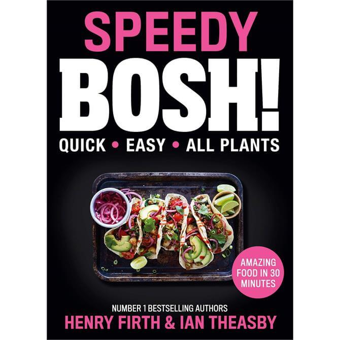 Speedy BOSH! By Henry Firth & Ian Theasby (Hardback)