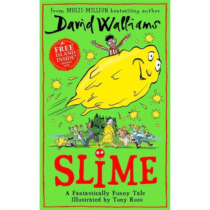 Slime By David Walliams (Hardback)