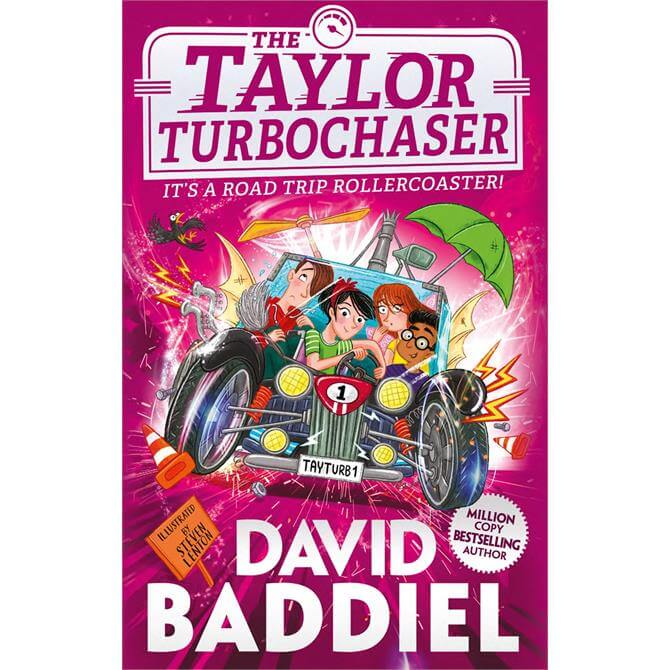 The Taylor TurboChaser By David Baddiel (Paperback)