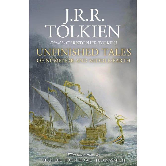 Unfinished Tales By J. R. R. Tolkien (Hardback)