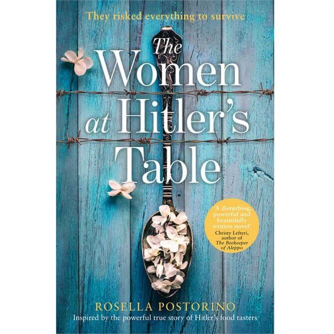 The Women at Hitler's Table By Rosella Postorino (Paperback)