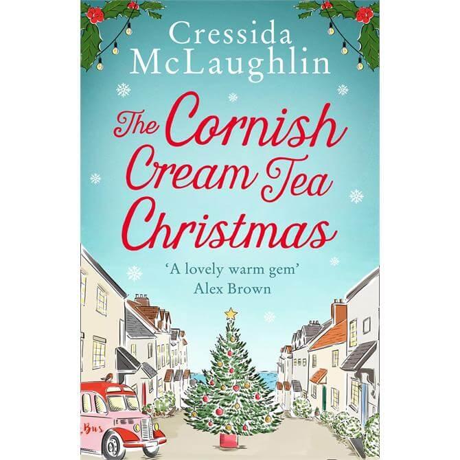 The Cornish Cream Tea Christmas By Cressida McLaughlin (Paperback)