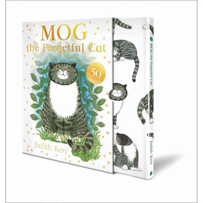 Mog the Forgetful Cat Slipcase Gift Edition By Judith Kerr (Hardback)