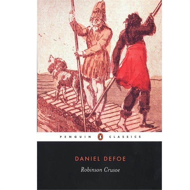 Robinson Crusoe By Daniel Defoe (Paperback)