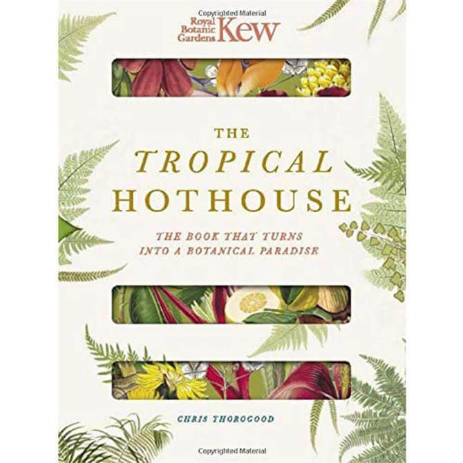 Royal Botanic Gardens Kew The Tropical Hothouse By Chris Thorogood (Hardback)
