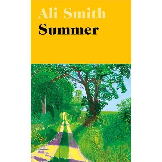 Summer - Seasonal Quartet By Ali Smith (Hardback)