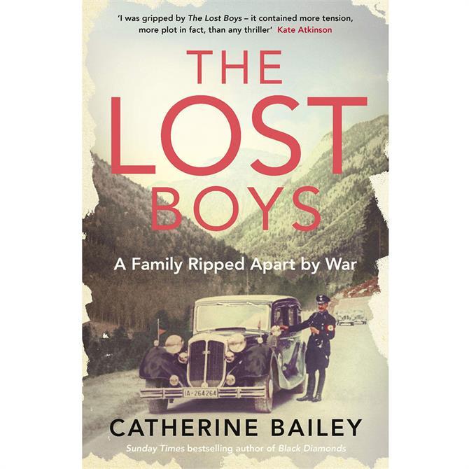 The Lost Boys By Catherine Bailey (Hardback)