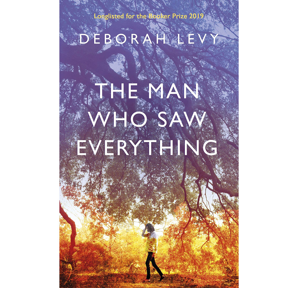 An image of The Man Who Saw Everything By Deborah Levy (Hardback)