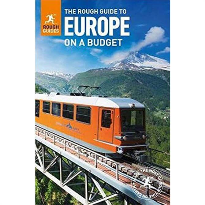 The Rough Guide to Europe on a Budget (Paperback)